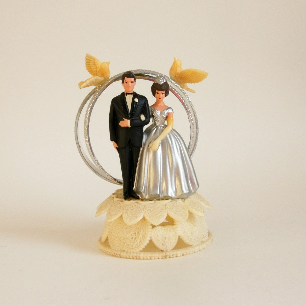 25th wedding anniversary cake toppers cake topper 25th wedding anniversary by sentimentalfavorites 1073