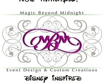 Disney Wedding Invitations - Now Available!!