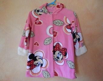 Minnie Mouse Fleece Jacket