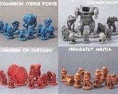Assortment of 8 Wayfarer models
