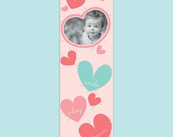 Personalized Photo Growth Chart - All About Love