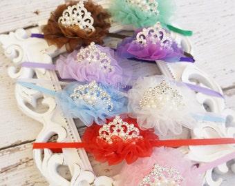 baby crown, newborn crown, infant tiara, baby tiara, newborn tiara, toddler crown, princess crown, birthday crown, prop, baby, crown, girls