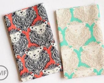 Fat Quarter Bundle August Monarch, 2 Pieces, Sarah Watts, Cotton+Steel, RJR Fabrics, 100% Cotton Fabric, 2002