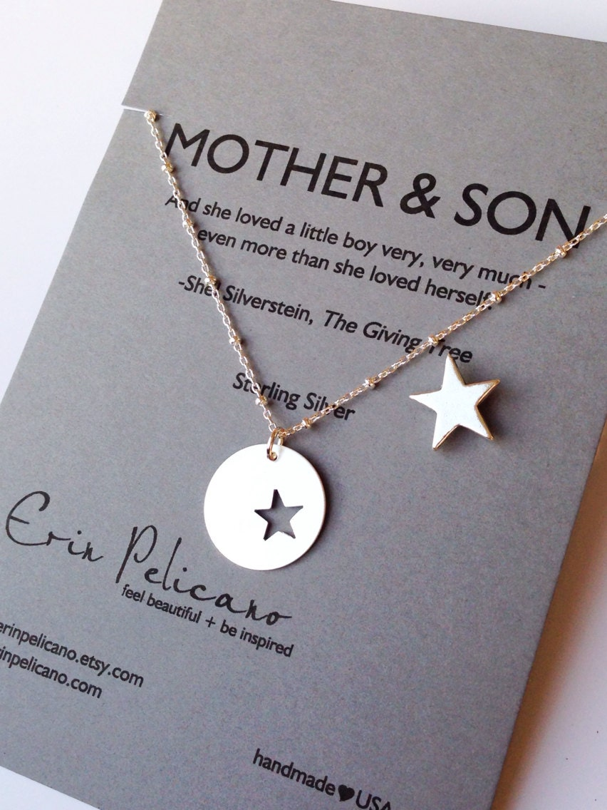 Personalized gifts for mom push present mother by