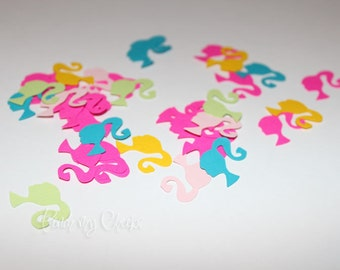 Barbie Girl Confetti Multi colors perfect for your Party Shower Cards 200 total pieces