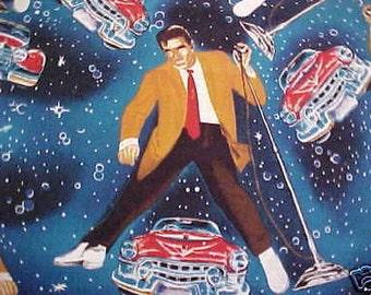 Elvis Cadillac Fabric Graceland '93 Rare HTF  New BTFQ