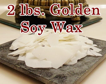 2 lbs. Candle Wax, Soy Flakes (GW 444)