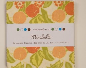 Mirabelle by Fig Tree and Co. for Moda - Charm Pack