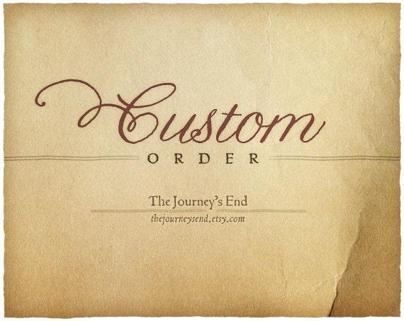 Custom Listing For Madalyn