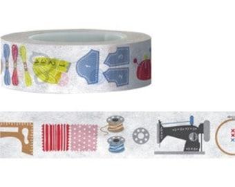 Sewing Washi Masking Tape (15M)