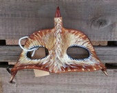 Gemstone Owl Mask : Ready...