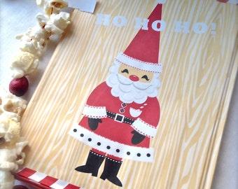 Ho Ho Ho Santa Treat Bags