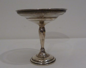 Sterling Silver Compote
