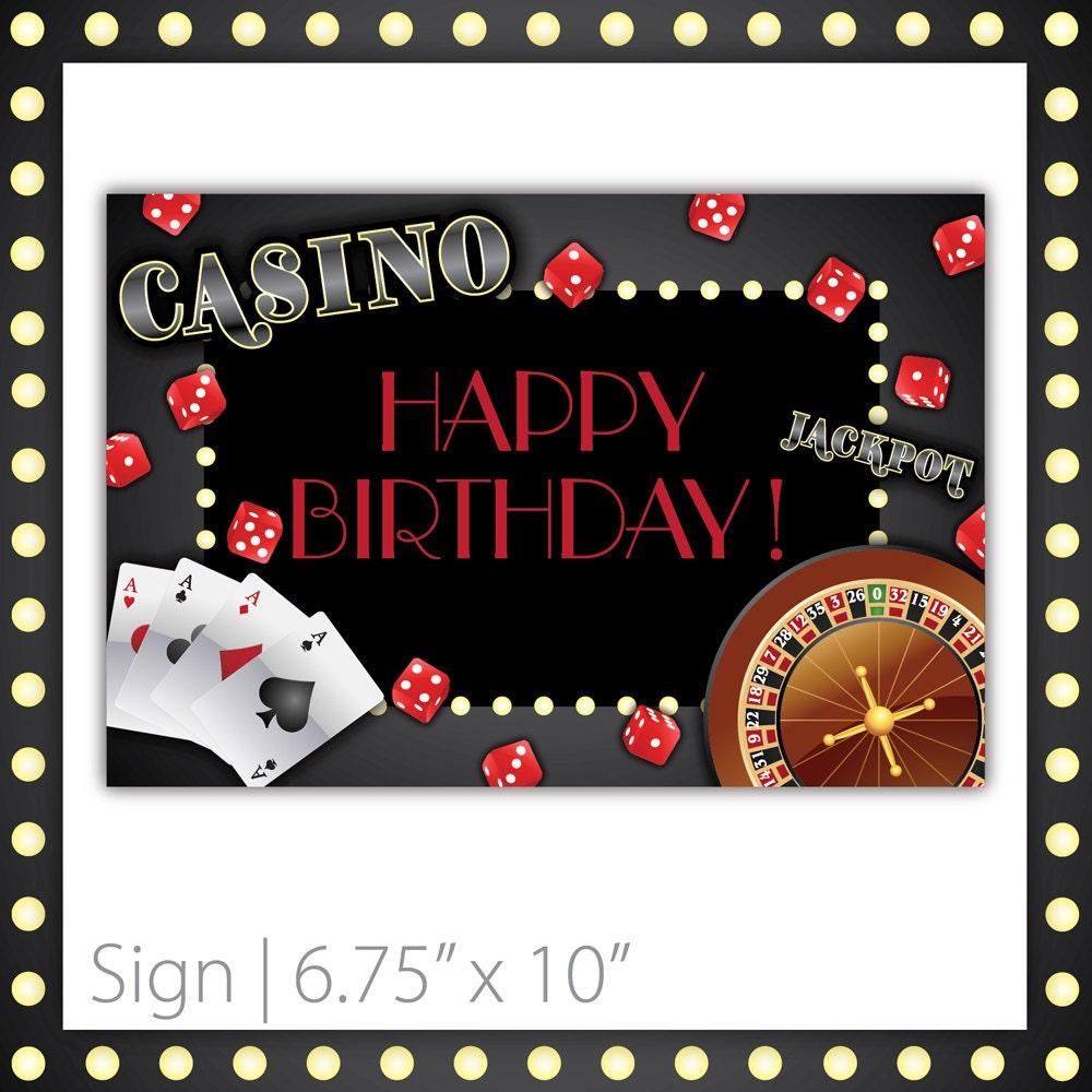 Casino Themed Birthday Party Invitations is best invitation ideas