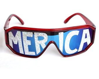 Rasslor MERICA Sunglasses