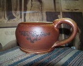 Niborogama Salt Fired Mug