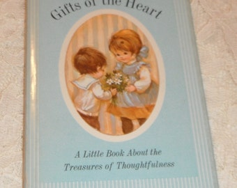 Hallmark Book Gifts of the Heart by Dean Walley HBDJ