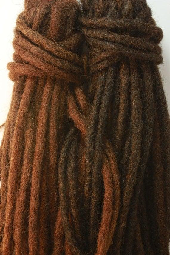 Dreadlock Extensions Human Hair