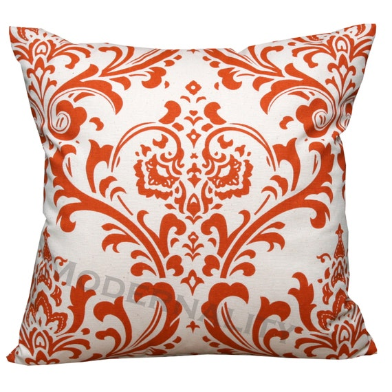 Clearance Damask Pillow Cover Traditions Sweet Potato Pillow