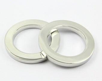 5Pcs O Ring Metal O Ring Inner Diameter 23.5mm (G6003)