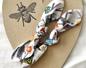 Liberty of London Pony Tail Bows