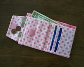 Colorful Cotton Wallet