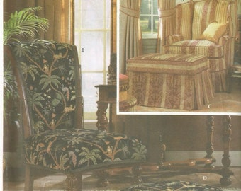 5085 Simplicity Show House Slipcovers