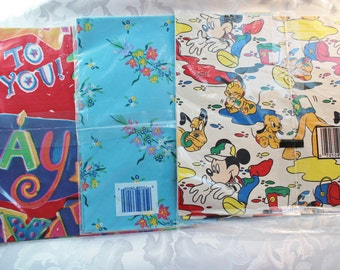 Vintage Wrapping Papers