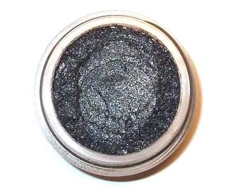 """Mineral Eye Shadow """" STEEL BLUE """" 3 Grams or 5 Grams"""