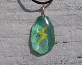 Pokemon Thunderstone Necklace - Facet Finish