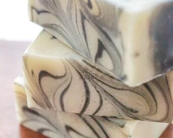 Earl Grey Tea Soap - Natural, Cold Process, Vegan, Handcrafted