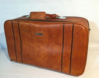 Samsonite Leather Suitcase | Luggage And Suitcases