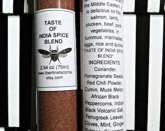 Taste of India Spice Blend