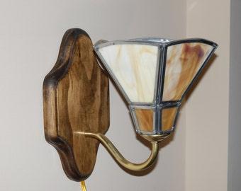 Wall Hanging Lamp- Prototype for custom order