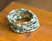Moss Wrap Bracelet - Support Adoption