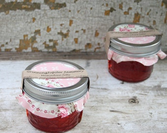 Homemade Wild Muscadine Jelly-4oz