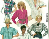 Lot of Womens Size 14 Sewing Patterns Skirts Blouses Pants Dressses
