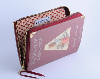 Tailor of Gloucester by Beatix Poter book Clutch