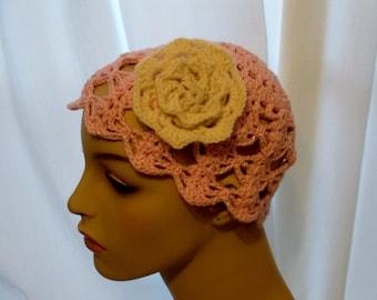 Handmade crochet women, child, teen hat, beanie, cloche