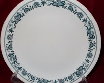 Corelle Blue Onion Old Town Blue Salad Plate Two Corning Ware Corelle Dinnerware Corning Glass Lunch Plates