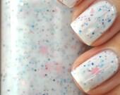 Snow Sprinkles White Nail Polish 15ml (.5oz)