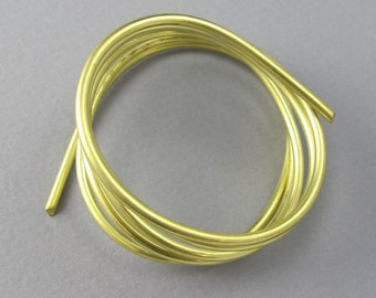 10 Gauge Brass Wire