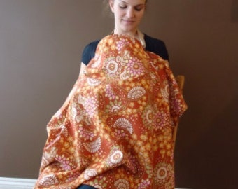 Double Row Nursing Cover with Sliding Arc System, Extra Large, Multi Use, Interchangeable, SALE