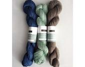 Custom listing euro flax yarn destash