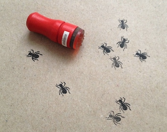Mini Ant Rubber Stamp