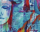Counted Cross Stitch Kit By Pamela K Varacek - Awaken The Spirit- Needlecraft - Embroidery