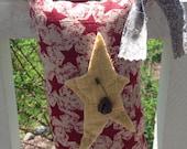 Americana Hanging decor~ Fourth of July Decor~ Stars~ holiday decoration