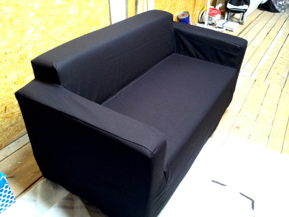 Custom Made Cover For Klobo Sofa From IKEA Strong By