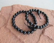 Obsidian Gemstone Power Bracelet #B62