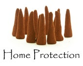Home Protection Blend, Artisan Hand Made Incense Cones